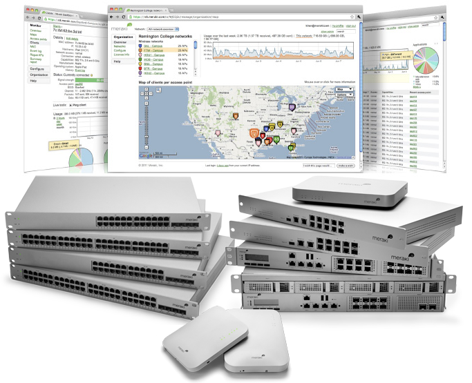 Cisco Meraki Wireless Products