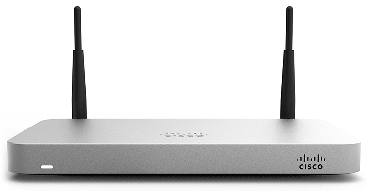 Cisco Meraki MX64W