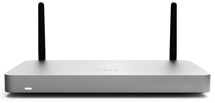 Cisco Meraki MX67W | CloudWifiWorks com