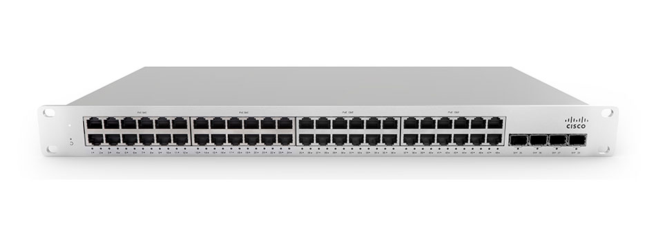 Cisco Meraki MS210-48LP   CloudWifiWorks com