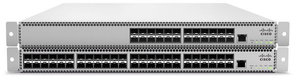 MS Cloud Managed 10 Gigabit Aggregation Switch