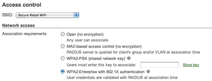 Encrypt Authentication and Transmission with Industry Best Practices