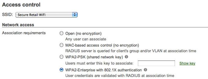 PCI Compliance | CloudWifiWorks com
