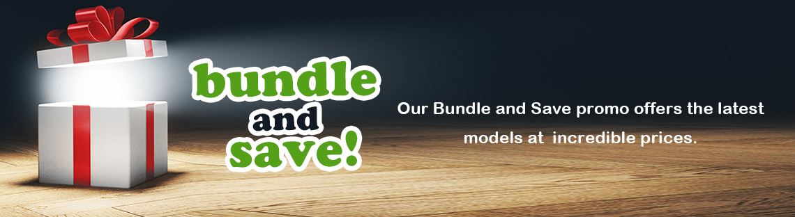 Bundle and Save Banner