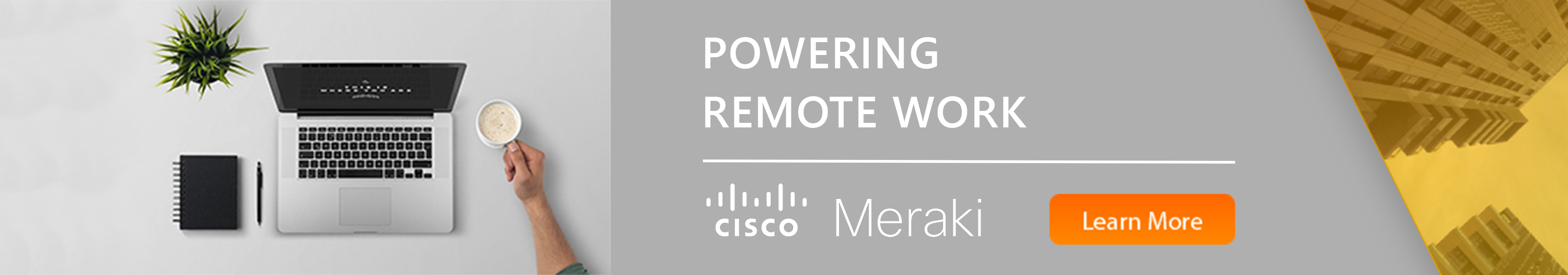 Cisco Meraki Go - Faster Networks Start with Dependable Hardware