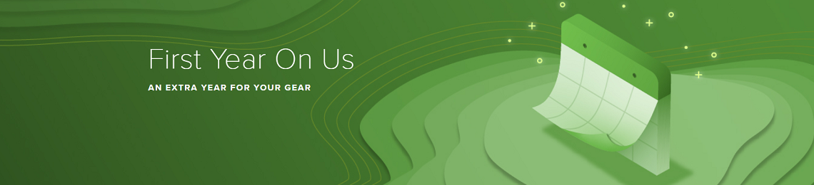 Meraki First Year on us Promotion- Limited Time Only!